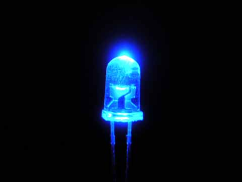 Invention of Blue LED
