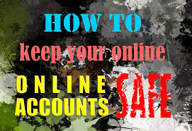 online accounts safety